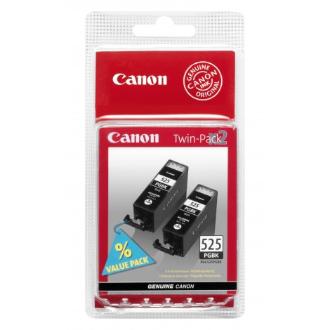Canon PGI-525BK Inktpatroon Black Twin-Pack