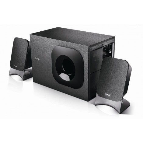 Edifier M1370 2.1 Speakerset Black