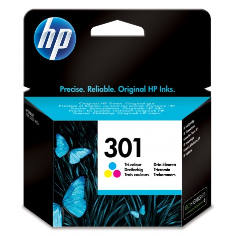 HP CH562EE ABF (301) Color Cartridge