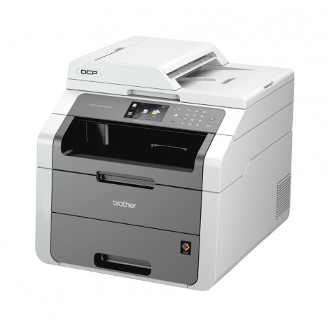 Brother DCP-9020CDW Colour Laserprinter All-in-One + LAN/Wifi