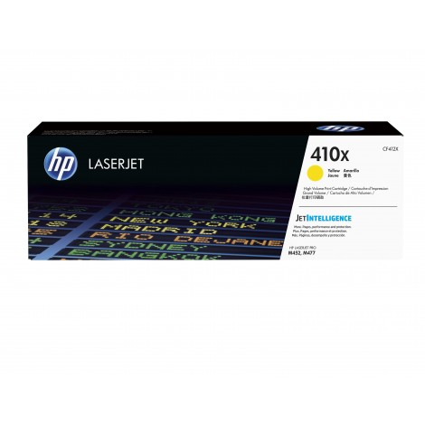 HP CF412X Toner Cartridge Yellow