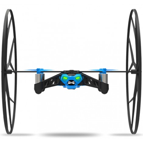 Parrot MiniDrone Rolling Spider Blue