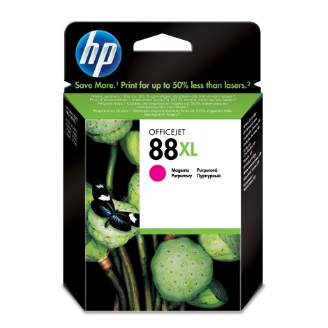 HP C9392A Inkpatroon (88XL) Magenta