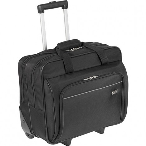 Targus TBR003EU 16 Rolling Laptop Case Black *
