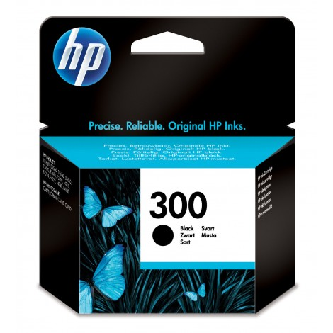 HP CC640EE ABF (300) Black Cartridge