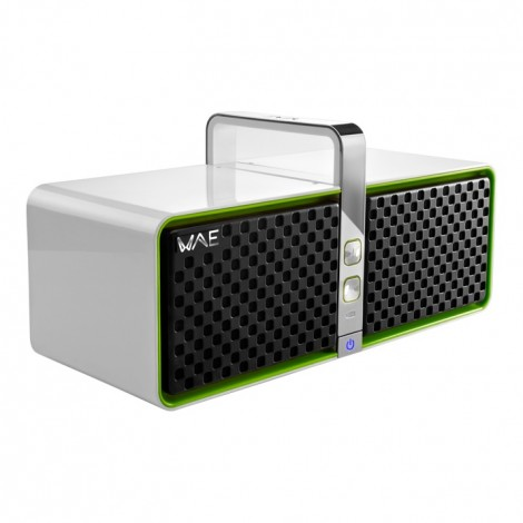 Hercules WAE BTP05 Bluetooth Speakerset