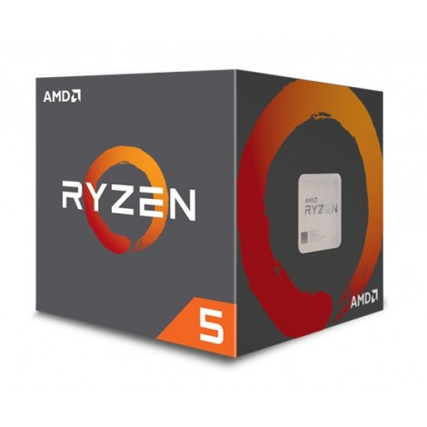 AMD Ryzen 5 1600 (3.6ghz) AM4 19MB