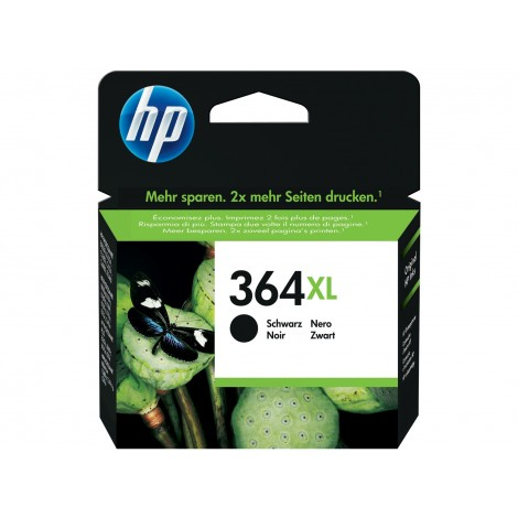 HP CB322EE Inkpatroon (364XL) Photo Black