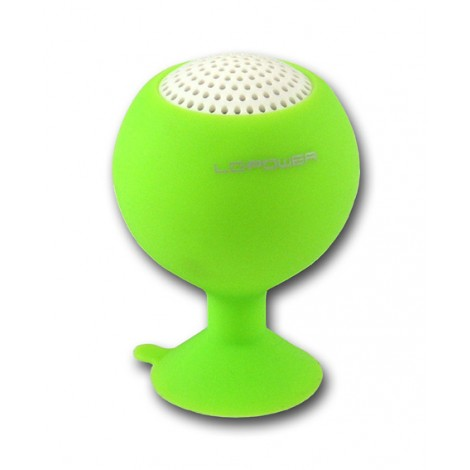 LC-Power LC-SP-1 Portable Speaker Green