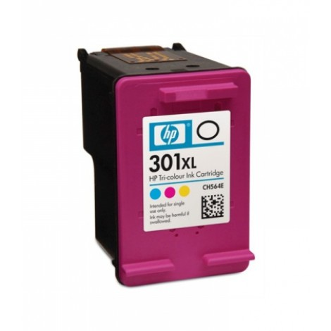 SecondLife HP 301XL Color Cartridge 21ml