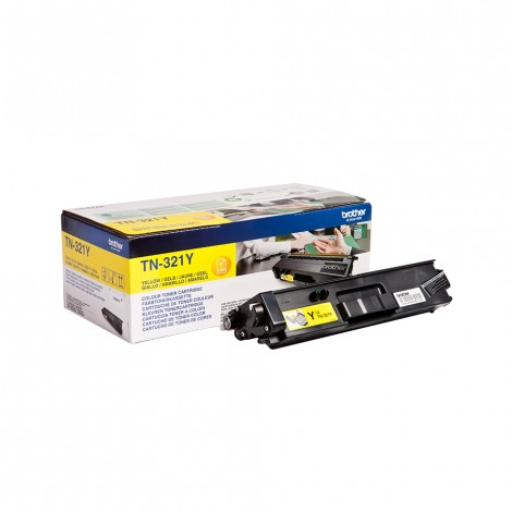 Brother TN-321Y Toner Yellow
