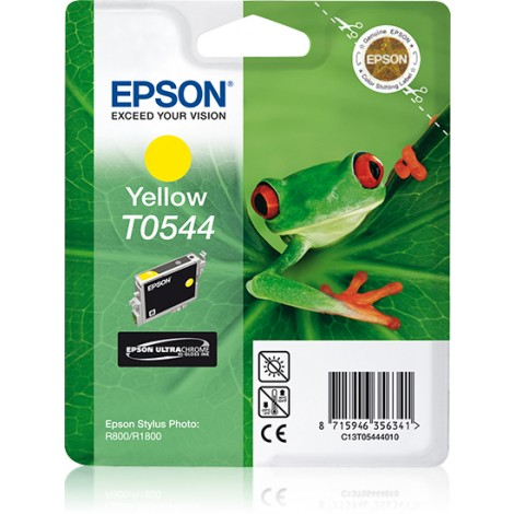 Epson T0544 Inkpatroon (Yellow)