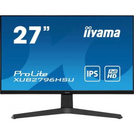 Iiyama XUB2796HSU-B1 27 LED-TFT Black IPS PIVOT