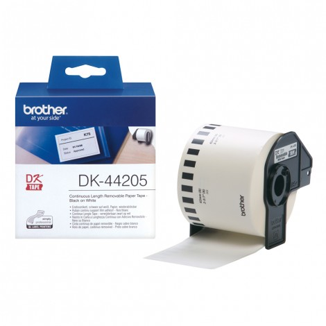 Brother DK-44205 Label 62 mm x 34.8 mm