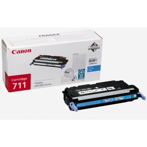 Canon 711 Toner Cyan
