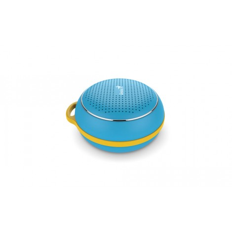 GENIUS SP-906BT Bluetooth Speaker Blue
