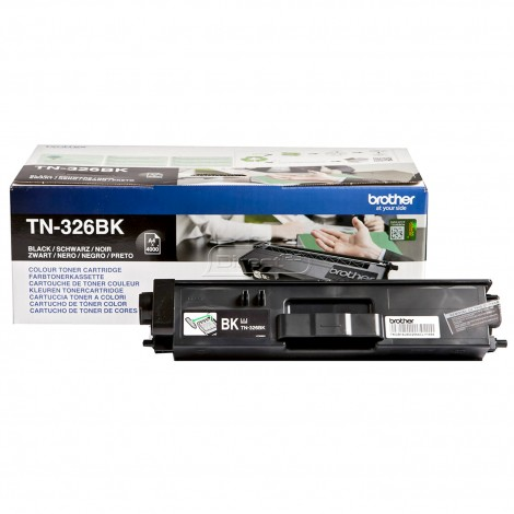 Brother TN-326BK Toner Black HC