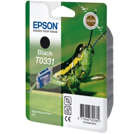 Epson T0331 Inktpatroon (Black)