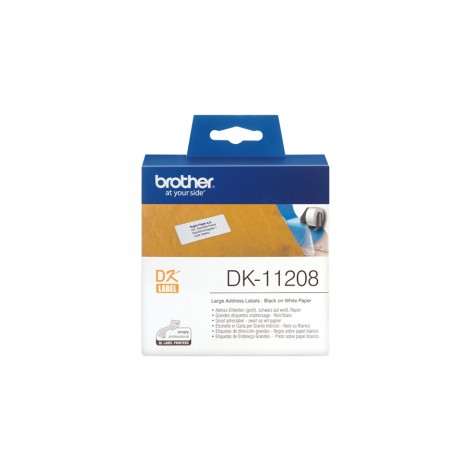 Brother DK-11208 Label 90 mm x 38 mm