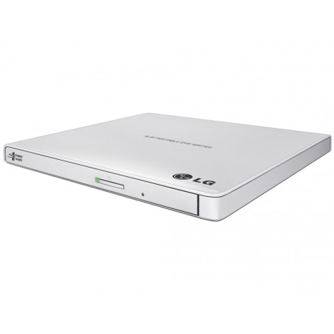 LG GP57EB40 8x DVD-Rewriter USB Slimline White
