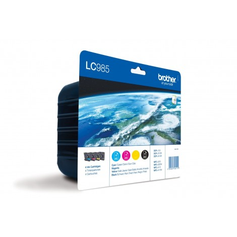Brother LC-985VALBP Multipack