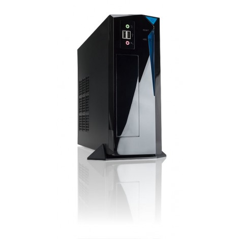 In Win BP655 ITX-Systeemkast 200W Black