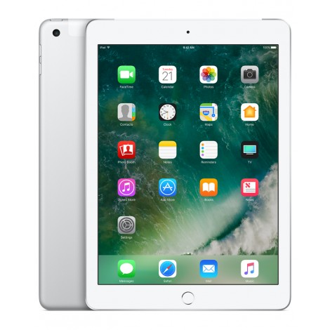 Apple iPad 128GB Wifi + Cellular Zilver