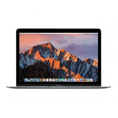 Apple MacBook 12 (Core M-1.2ghz /8GB/256GB/Intel HD615/OS X) Space Grey