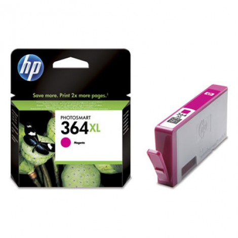 HP CB324EE Inkpatroon (364XL) Magenta