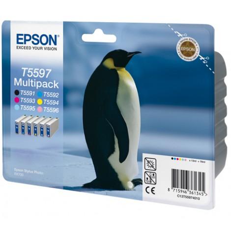 Epson T5597 Multipack