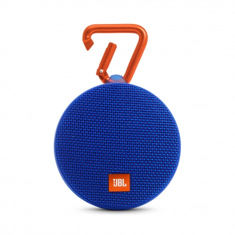 JBL Clip 2 Bluetooth Speakerset Blauw