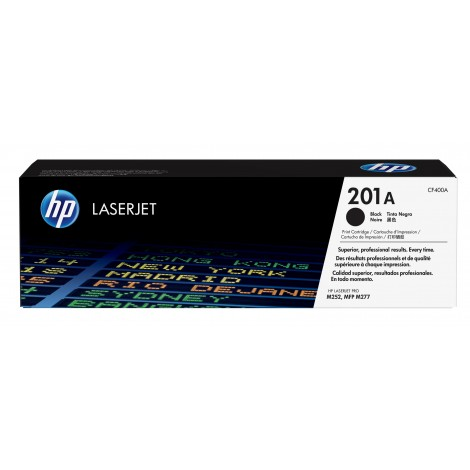 HP CF400A Toner Cartridge Black (201A)