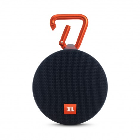 JBL Clip 2 Bluetooth Speakerset Zwart