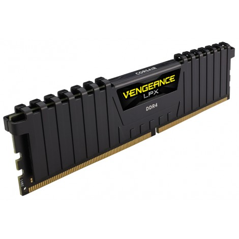Corsair Vengeance LPX 8 GB DDR4 2400 Black Kit2