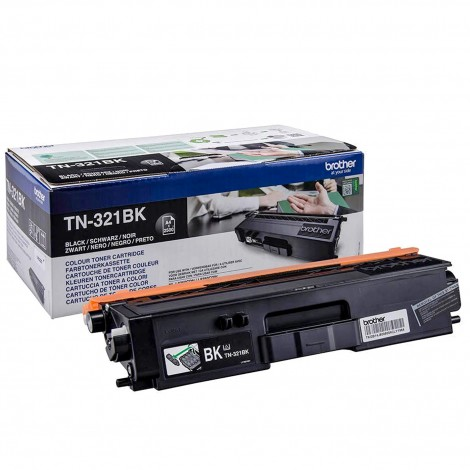 Brother TN-321BK Toner Black