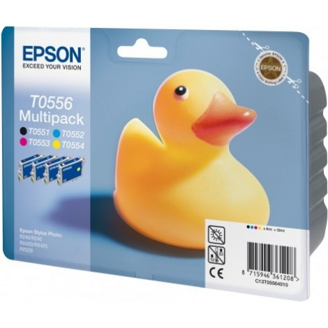 Epson T0556 Multipack (T0551/T0552/T0553/T0554)