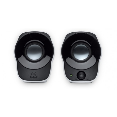 Logitech Z-120 2.0 Speakerset Black USB