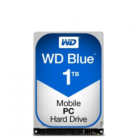 """Western Digital Blue PC Mobile 2.5"""" 1000 GB SATA III HDD"""
