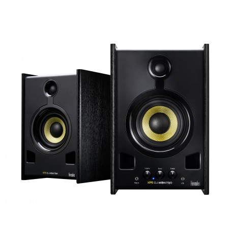 Hercules XPS 2.0 80 DJ Monitor Speakers