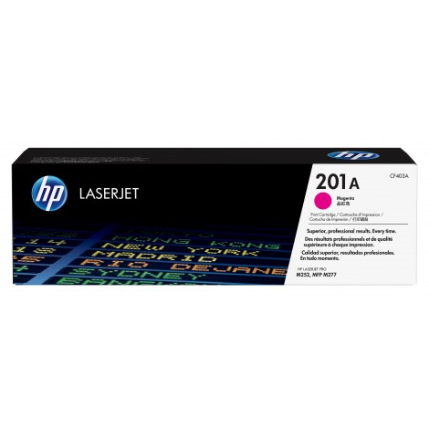 HP CF403A Toner Cartridge Magenta (201A)