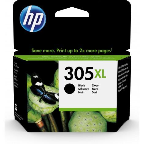 HP 305XL originele high-capacity zwarte inktcartridge