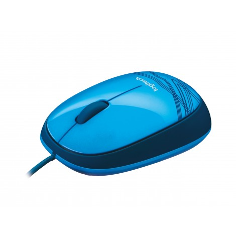 Logitech Mouse M105 Blue