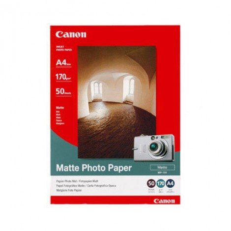 Canon MP-101 A4 Matte Photo Paper 170 gr (50 vel)