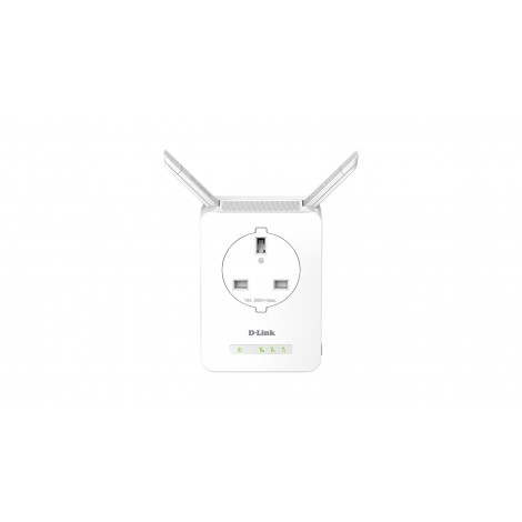 D-Link DAP-1365/E Wireless 300N Range Extender + Passthrough