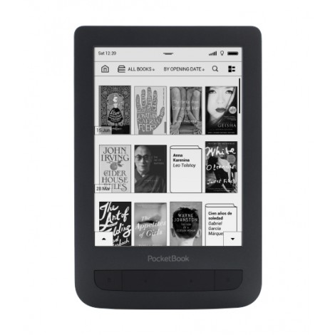 Pocketbook Basic PB625 Ereader 6 Wifi/Touch/8GB Black