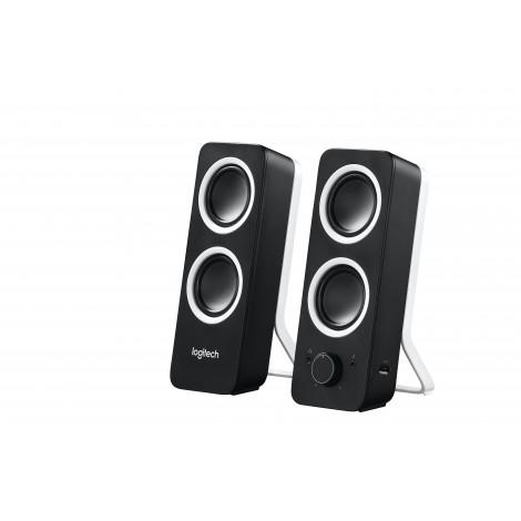 Logitech Z-200 2.0 Speakerset Black