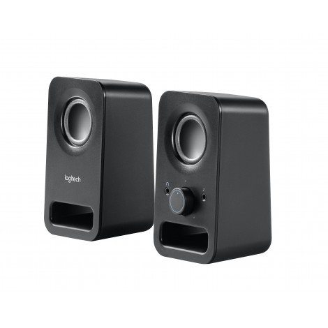 Logitech Z-150 2.0 Speakerset Black