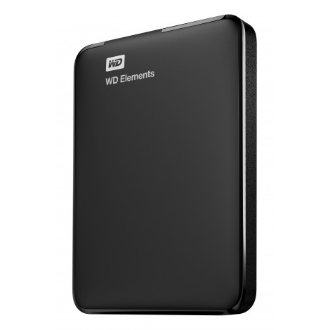 WD Elements Portable 2TB Hard Drive USB3.0