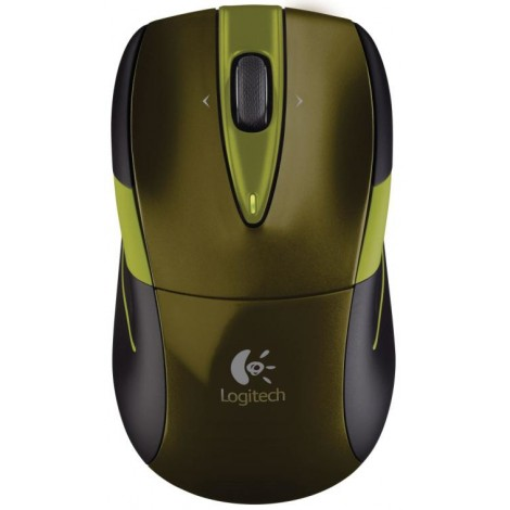 Logitech Wireless Mouse M525 Green