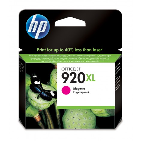 HP CD973A Inkpatroon (920XL) Magenta